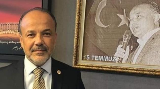 AK Parti Milletvekili Yavuz,
