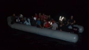 Aydın'da 52 düzensiz göçmen yakalandı