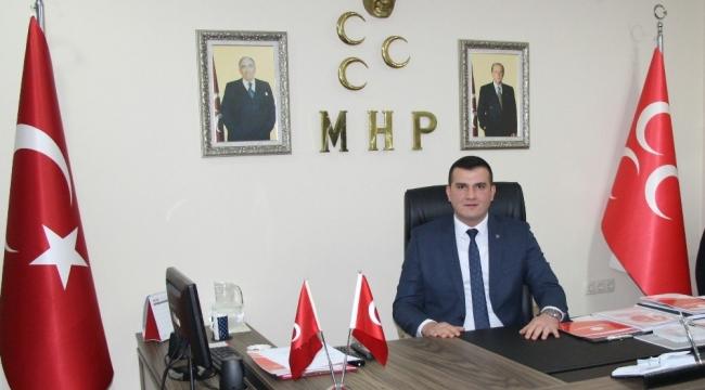 """Aydın MHP; """"CHP, terör destekçileriyle birlikteyken, Kılıçdaroğlu'nun ziyaretini manidar buluyoruz"""""""