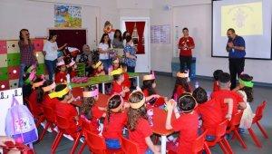 Aydın'da anne ve çocuk sağlığı anlatıldı