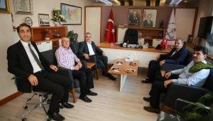 Aydın'daki okullara boya desteği