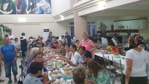 Başkan Özcan Muharrem ayı iftarına katıldı