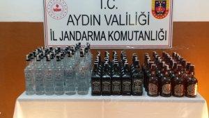 Jandarma Köşk'te kaçakçılığa geçit vermiyor