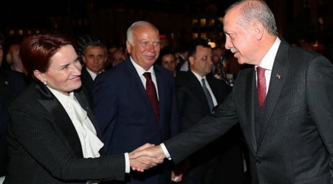 Kulislerde olay olacak iddia: İYİ Parti Cumhur İttifakı'na mı katılıyor ?