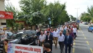 Amatör Spor Haftası kapanış töreni ile son buldu