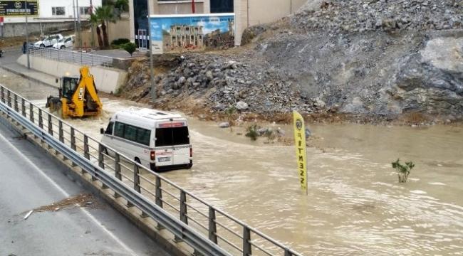 Aydın'ın kıyı kesimlerine yağış uyarısı