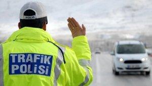 Aydın'da sürücüler kurallara uymuyor..20 bin 374 araca 7 milyon 259 bin 774 TL ceza kesildi