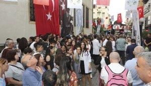 EFESEM öğrencileriyle buluştu