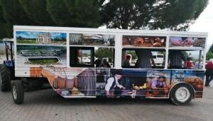 Uluslararası 1.Afrodisias kültür festivali için hazırlıklar en üst seviyede
