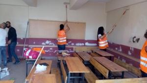 Yavuzlar inşaattan eğitime örnek gösterilecek destek