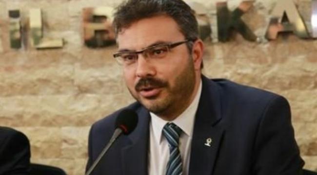 AK Parti Aydın İl Başkanı Özmen'den Koray Aydın hakkında suç duyurusu
