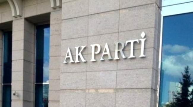 AK Partili Kandemir duyurdu:
