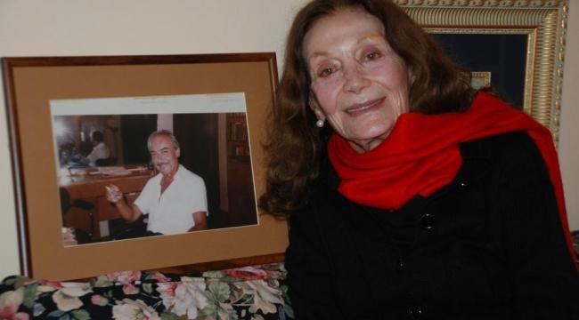 Aydın'ın gelini usta sanatçı Yıldız Kenter vefat etti