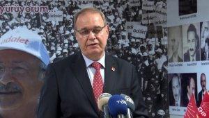 CHP'li Öztrak'tan gazeteci Turan'a çağrı