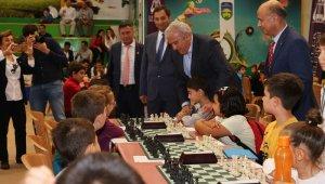 Efeler Belediyesi Ulusal Satranç Turnuvası başladı