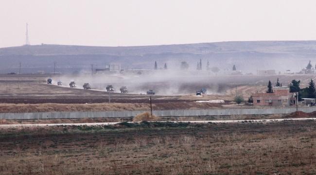 İHA eşliğinde yapılan Türk ve Rus ortak devriyesi bitti