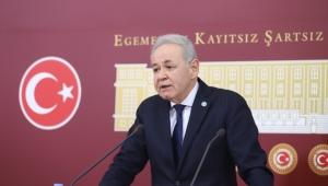 İYİ Parti Aydın Milletvekili Aydın Adnan Sezgin, Tarım Bakanı Bekir Pakdemirli'ye sordu..