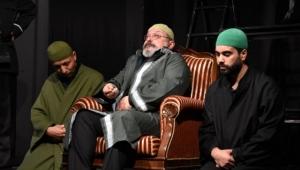 Memleketin Kısmeti' adlı oyun Nazilli'de sahnelendi