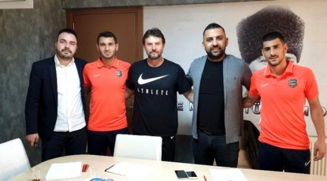 Nazilli Belediyespor'ün taraftarından özür dileme maçı