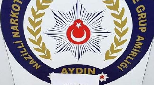 Nazilli'de eroin ile yakalanan 2 zanlı tutuklandı
