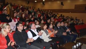 Germencik Belediyesi sanatseverleri mutlu etti