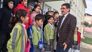Karacasu Belediyesi 243 öğrenciyi sinemayla tanıştırdı