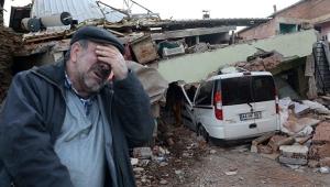 Depremin acı bilançosu ve izleri gün ağarınca ortaya çıktı