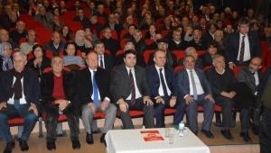 DP Genel Başkanı Uysal Aydın'da gürledi