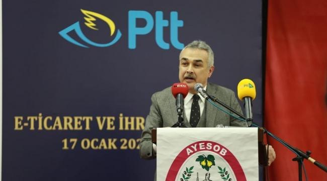 'E-Ticaret ve E-İhracat' eğitimi toplantısı Aydın'da yapıldı