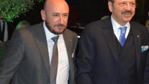 Hakan Ülken farkı, Hisarcıklıoğlu'ndan AYTO'ya büyük destek