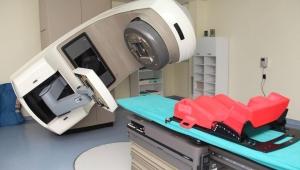 Radyoterapi Cihazı Atatürk Devlet Hastanesi'ne yeniden hizmete girdi
