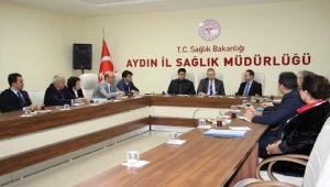 Sağlık Bakanlığı Başmüfettişi Kasap, Aydın'da incelemelerde bulundu