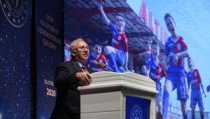 Spor Kulüpleri ve Federasyonları Çalıştayı'nda 'Altınordu' modeli