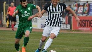 TFF 3. Lig: Nazilli Belediyespor: 1 - Muğlaspor: 3