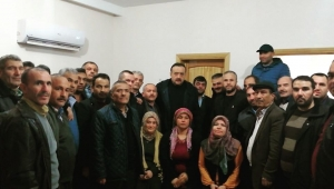 Türkiye'deki arıcılar Mustafa Sarıoğlu'na duacı