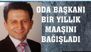 İSMAİL KADI'DAN ÖRNEK DAVRANIŞ