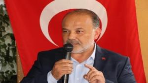 Metin Yavuz : '' Başkan Erdoğan'ın konuşmasında şehitler tepesinin boş kalmayacak şeklindeki açıklamasını ya anlamadılar, ya da tehlikeli gördüler.''