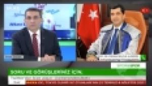 ADÜ Rektörü Ülke TV'ye Korona Virüs ile ilgili açıklamalarda bulundu