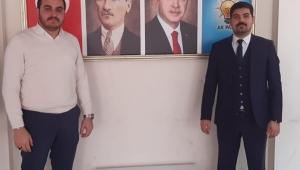 AK Parti Efeler İlçe Gençlik Kolları Başkanlığına Mustafa Adsız atandı