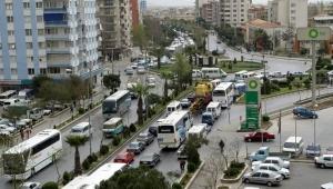 Aydın'da araç sayısı çığ gibi artıyor