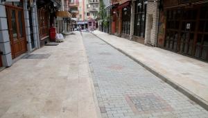 Efeler Belediyesi Sevgi Yolu'nun en işlek caddesini muhteşem yaptı