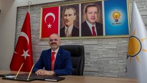 Efeler İlçe Başkanı Hüsnü Elbir Bayram mesajı yayımladı