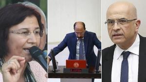 CHP'li Berberoğlu ve HDP'li Güven ile Farisoğullları'nın vekilliği düşürüldü