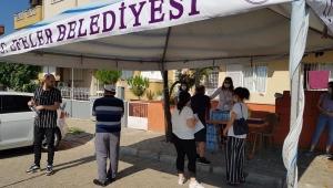 EFELER BELEDİYESİ GENÇLERİ YKS'DE YALNIZ BIRAKMADI