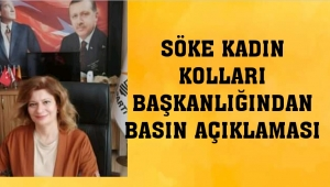 AK Parti Söke İlçe Başkanı Menderes,