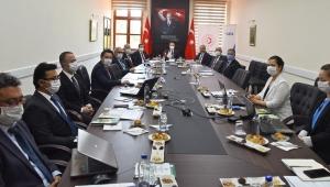 GEKA Yönetim Kurulu Başkanlığı görevi Aydın'a geçti