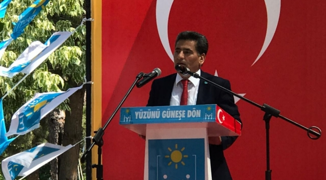 İYİ Parti kongresinde CHP'lileri kızdıracak sözler