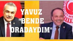 Metin Yavuz, canlı yayında Mustafa Savaş'ı savundu destek verdi