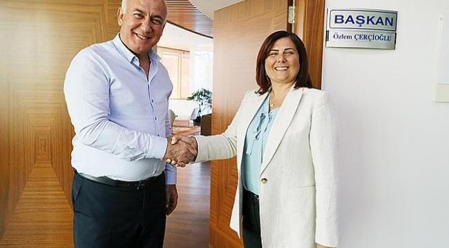 Aydın Büyükşehir ve Söke Belediyesi uyumu bir sorunu daha çözüyor
