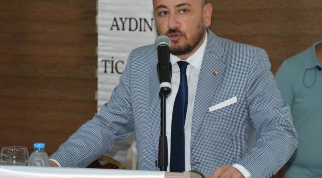 AYTO Başkanı Ülken'den üyelerine ADÜ açıklaması